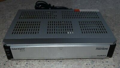 Humax PR-FOX C II digitaler Kabelreceiver Kabel Receiver