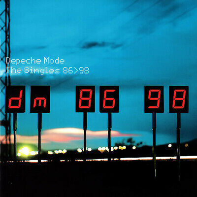 Depeche Mode - The Singles 1986-1998 (2 X CD)