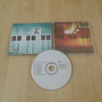 Depeche Mode - The Singles 81-85 (1998 Cd Album) Excellent Condition