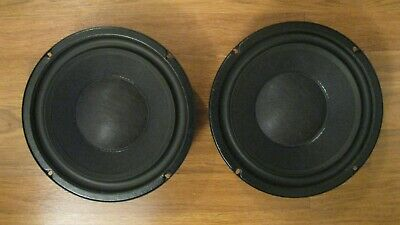 Pair of Klipsch KG3 Passive Radiators / KD-11-K / Excellent Condition