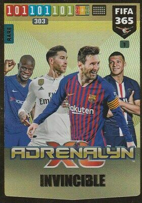 Panini Fifa 365 2020 Adrenalyn XL Rare Power Up Fans Multiple Badge zum aussuche