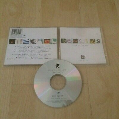 Genesis - Turn It On Again - The Hits (1999 Cd Album) Excellent Condition