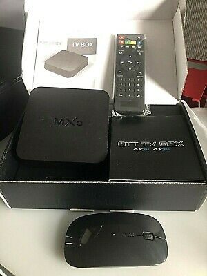 Ott Android Mxq Tv Box