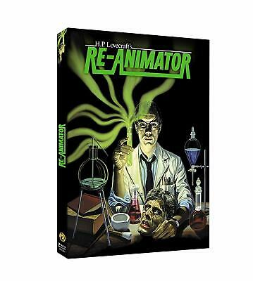 Re-Animator / Digipack 2 Blu-Ray Neuf Limitee 1000 Ex. / Master 4K