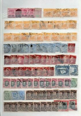 Commonwealth & Great Britain Very Good Lot Stamps From Early  Used  C1