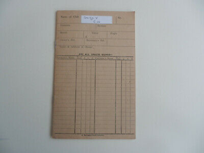 CLUB BOOK OF KING GEORGE V LOW VALUE DEFINITIVES, 1/2d to 1 1/2d VALUES