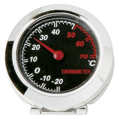 Sumex Car Chromed Thermometer