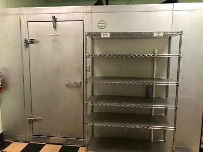 Walk in freezer 11'X8'X7.6'
