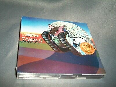 Emerson Lake & Palmer Tarkus Deluxe Razor & Tie  Elp New Sealed 3 Discs
