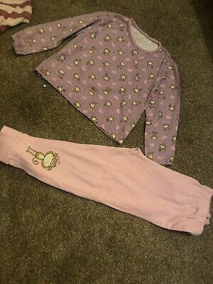 Age 3/4 Girls Monkey Pyjamas Primark