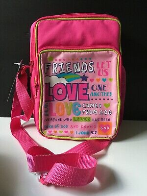 Gregg Gift Company Bible Case Youth Pink