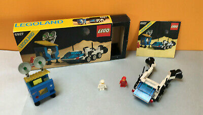 LEGO 6927 All Terrain Vehicle Vintage Classic Space Complete BOX Instruction