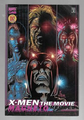 X-MEN MOVIE PREQUEL MAGNETO 1 SIGNED BY JIMMY PALMIOTTI Sabretooth Mystique Toad