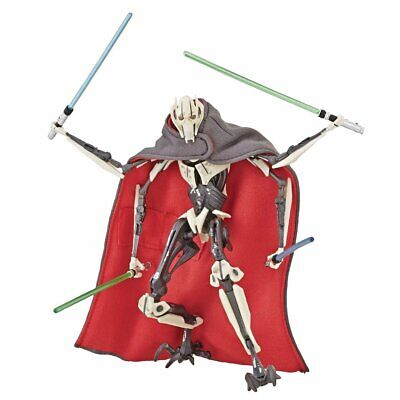 6 Inch Scale General Grievous Figure Star Wars Black Series Collection TBS LOOSE