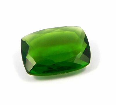 Treated Faceted Emerald Gemstone36CT 26x19x7mm  RM17923