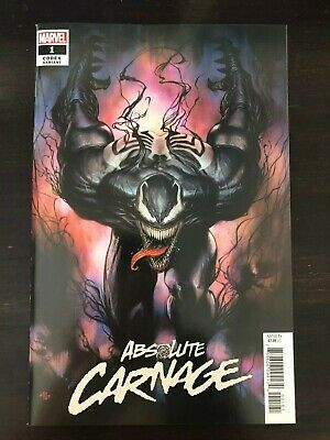 Absolute Carnage #1 Codex variant Adi Granov cover NM 9.4 Marvel 2019 Unread