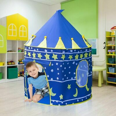 Children Pop Up Play Tent Tunnel for Kids Playhouse Baby Toddlers Indoor/Outdoor