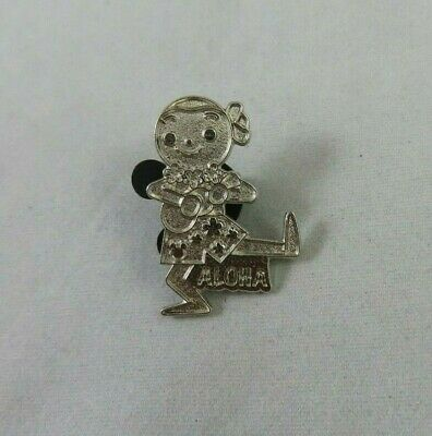 Disney DLR Pin - 2014 Hidden Mickey Series - It's A Small World - Aloha Chaser