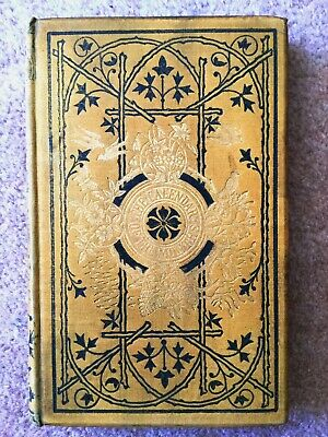 """""""Calendar of the Months"""", J.G.Wood, 1873, Routledge. RARE."""