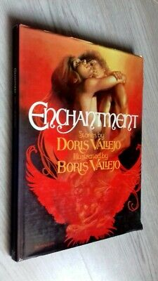 Enchantment - Stories And Illustrations By Boris Vallejo
