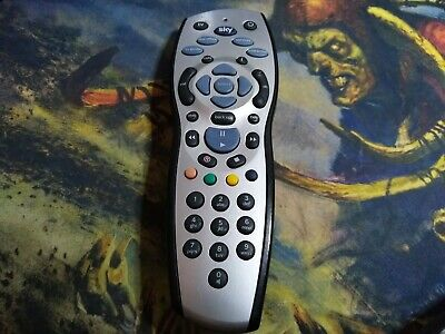 Genuine Sky+ Plus HD Rev 10 Remote Control - Used - Fully Working