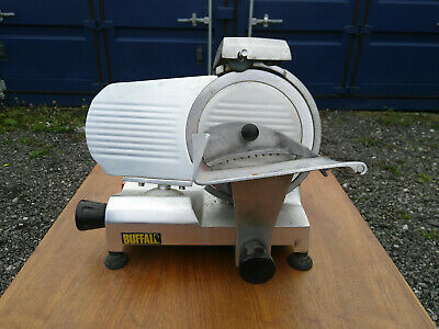 Buffalo Commercial Meat Slicer Model CL228 Used