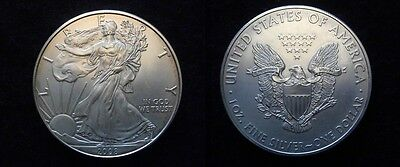 "USA: SPLENDIDE  ONE DOLLAR 2008 ""Silver Eagle""..Qualité Neuve..(Paypal possible)"