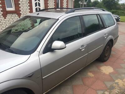 Ford Mondeo kombi silber