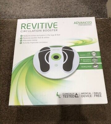 Revitive Advanced Performance Circulation Booster Medical Device