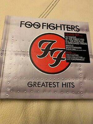 Foo Fighters - Greatest Hits - CD + DVD - (Best of/Singles/Videos/Collection)