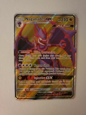 Naganadel GX (Full Art) 230/236 Unified Minds