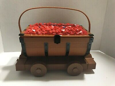 Disney World SNOW WHITE & SEVEN DWARFS Mine Train Car POPCORN BUCKET Parks Gems