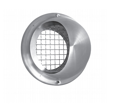 Weather Louvre from Stainless Steel Air NW100- 200 mm for Air Supply and Exhaust