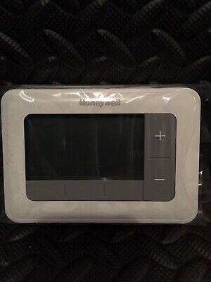 Honeywell T4R Smart 7 Day Wireless Programmable Thermostat Y4H910RF4003