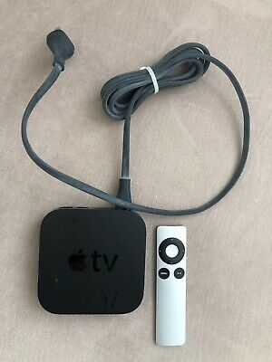 Apple TV A1469 (3rd Generation) Smart Media Streamer With remote