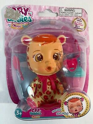 Cry Babies Magic Tears Mini Baby- Lea NEW! Unopened! Sold out in most stores!