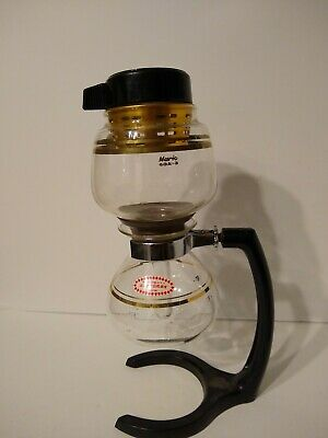 HARIO 60A-30 from Japan for 2-3 Cups Coffee Maker INCOMPLETE/FOR PARTS