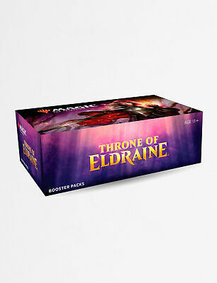 Magic the Gathering Throne of Eldraine Sealed Booster Box MTG