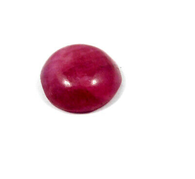 4 Cts. 100% Natural Ring Size Ruby Loose Cabochon Gemstone RRM19049