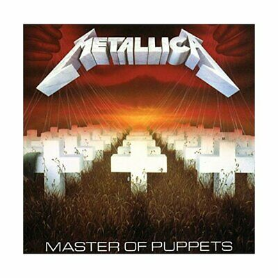 NEUF - CD Master of Puppets - Metallica