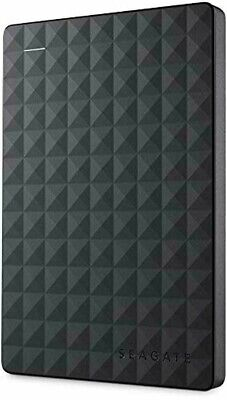 Seagate Expansion Portable 2TB External Hard Drive HDD – USB 3.0 for PC Laptop