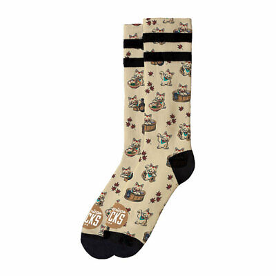 American Socks Maneki Neko Mid High Socks