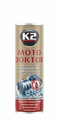 K2 Moto Doktor 443 Ml Nanotech !!  - Öl Additiv  (10,72 €/1L)