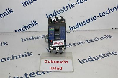 Mitsubishi No-Fuse Interruttore Nf 50-CS 3Pole Interruttore 50A