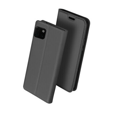 For iPhone 11 Pro Max 6.5 Inch Slim PU Leather Flip Card Wallet Book Case Cover