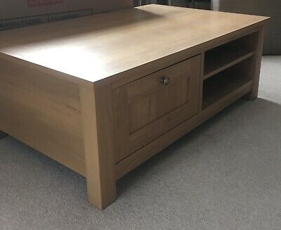 Miraculous Next Stanton Corner Tv Unit And Matching Coffee Table Short Links Chair Design For Home Short Linksinfo