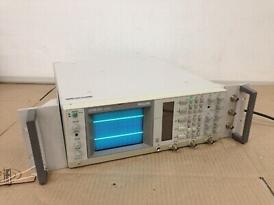 Philips/Fluke PM3065 Oscilloscope 100MHz, Digital Oscilloscope, not fully tested