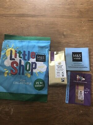 MS Little Shop Collectables Peruvian Coffee Beans