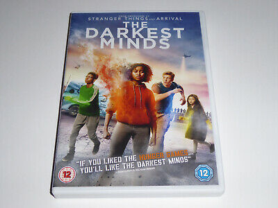 The Darkest Minds (2018) - Mandy Moore - GENUINE UK (Region 2) DVD -EXCEL CONDIT