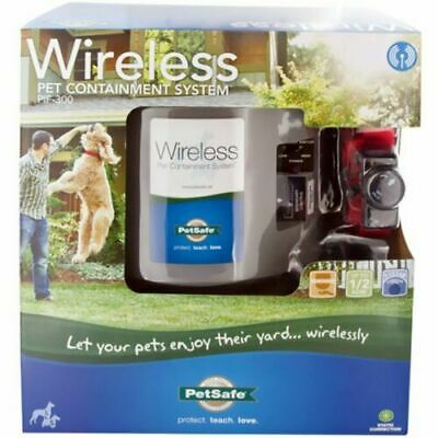 PetSafe Wireless Pet Containment System IF300 with IF275 Collar